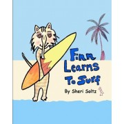 Finn Learns to Surf by Sheri Soltz