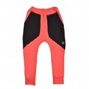 Pantaloni Wings - rosu, 2-4 ani