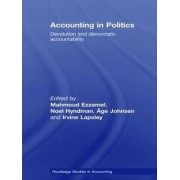 Accounting in Politics by Irvine Lapsley