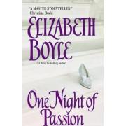 One Night of Passion by Elizabeth Boyle