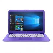 HP Stream 14-ax002nc, Celeron N3060, 14 HD, 4GB, 32GB eMMC, W10, 2y, Violet purple