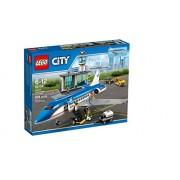 LEGO City - 60104 - Le Terminal Pour Passagers