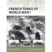 French Tanks of World War I by Steven Zaloga
