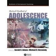 The Blackwell Handbook of Adolescence by Gerald R. Adams