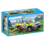 PLAYMOBIL Mountain Truck Rescue Playset
