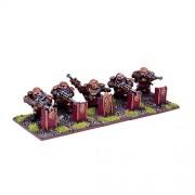 Kings Of War Dwarf Sharpshooters Mgkwd101 By Mantic Games