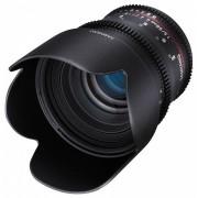 Samyang 50mm T1.5 VDSLR (Sony A)