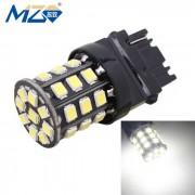 MZ T25 3.3W blanco LED coche niebla luz de la lampara con corriente constante - negro