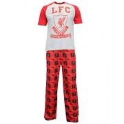 Liverpool Mens' Liverpool Football Club Pajamas Size X-Large