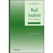 Real Analysis by Saul Stahl