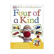 Get Ready For School Four of a Kind Games