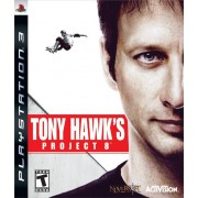 Tony Hawk's: Project 8 (PS3)