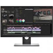 Monitor LED UltraSharp UP2716D, 27'' QHD, 6ms, Negru/Argintiu