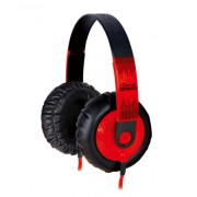 Idance Sedj-700 Dj Headphones, Red