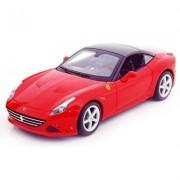 Modèle Réduit De Voiture De Sport : California T - Toit Fermé - Ferrari : Echelle 1/18