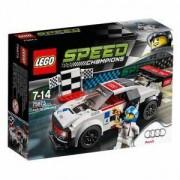 Конструктор ЛЕГО СПИЙД ШАМПИОНИ - AUDI R8, LEGO Speed Champions, 75873