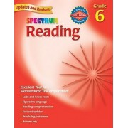 Spectrum Reading, Grade 6 by Spectrum
