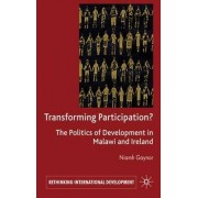 Transforming Participation? by Niamh Gaynor