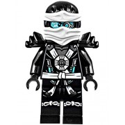 LEGO Ninjago: Minifigur Deepstone Zane out of Set 70751 70737 NEW