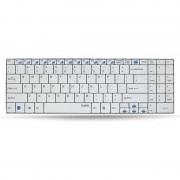 Tastatura wireless Rapoo Wireless Ultra-slim E9070 White