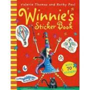 Winnie's Sticker Book 2012 by Valerie Thomas
