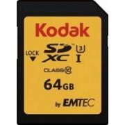 Card de Memorie Kodak SDXC 64 GB class 10 UHS-I U3