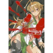 Highschool of the Dead Color Omnibus by Daisuke Sato