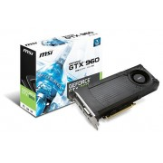 MSI GeForce GTX 960 (GTX 960 2GD5)