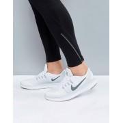 Nike Белые кроссовки Nike Running Flex 2017 898457-100 - Белый