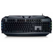 Tastatura Cu Fir Genius Scorpion K9 USB Negru