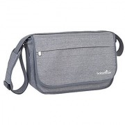 Babymoov Messenger Bag - Heather Grey