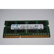 Memorie laptop Samsung 4GB DDR3 2Rx8 PC3-10600S-09-11-F3 PC3-10600S NOU