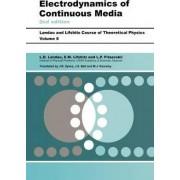 Electrodynamics of Continuous Media: v. 8 by L. D. Landau