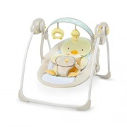 Bright Starts/Kids II 10241 Altalena Classica della Collezione Comfort & Harmony, Multicolore