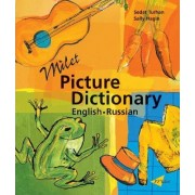 Milet Picture Dictionary (Russian-English): Russian-English by Sedat Turhan