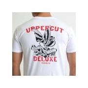 Uppercut Deluxe Men's Eagle T-Shirt - White - S - Vit