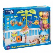VTech Carusel cu sunete si lumini Sing and Soothe 101703