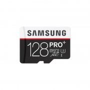 Card Samsung microSDXC PRO Plus 128GB Class10 UHS-I U3 95MB/s cu adaptor SD