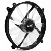 Ventilator NZXT FZ 200mm White LED Airflow Series