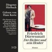 Der Richter und sein Henker by Friedrich Dürrenmatt