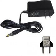 HQRP Adaptador de CA para Omron M2, HEM-7121-E, M3, HEM-7131-E Tensiómetro electrónico