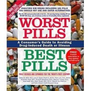 Worst Pills Best Pills by Sid Wolfe
