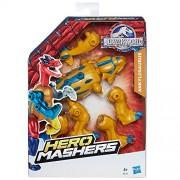 Hasbro - Jurassic World héroe mashers Ankylosaurus