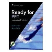 Vv.aa. Ready For Pet Coursebook With Key + Cd