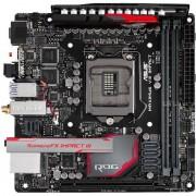 Placa de baza Asus MAXIMUS VIII IMPACT Intel LGA1151 mITX