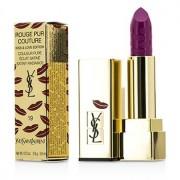 Rouge Pur Couture Kiss & Love Edition - #19 Le Fuchsia 3.8g/0.13oz Rouge Pur Couture Kiss & Love Edition - #19 Le Fuchsia