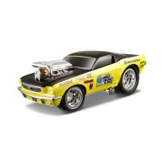 Maisto 532232 - Modellino di Muscle Machines Ford Mustang GT '66 in scala 1:24