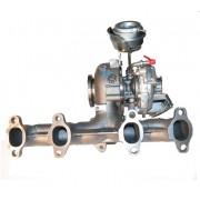 Nové turbodmychadlo Garrett 765261 VW Jetta III 2.0 TDI 103kW