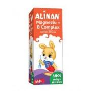 Alinan Kids Magneziu + B complex, 150 ml