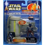 Star Wars Jango Fett Kamino Showdown From Attack of the Clones Collection